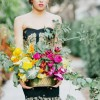 Bridal Style Inspiration:  Channeling Frida Kahlo!