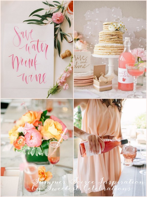 Summer Soiree Vision Board
